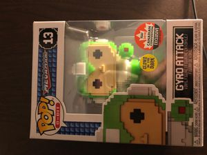 Gyro attack Funko pop Glow in the dark for Sale in Victoria, TX
