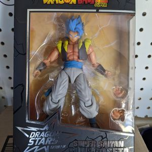 Dragonball Super Dragon Stars Figure. Gogeta Goku Vegeta. for Sale in Riverside, CA