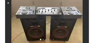 DJ equipment $600 for Sale in Fairfax, VA