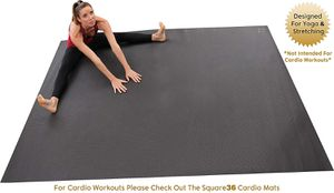 Jersey City - Square36 Large YOGA Mat 8 Ft x 6 Ft for Sale in Jersey City, NJ