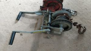 boat winch for Sale in Bothell, WA