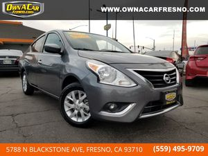 2018 Nissan Versa Sedan for Sale in Fresno, CA