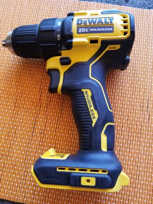 DEWALT ATOMIC 20-Volt MAX Brushless Cordless 1/2 in. Drill/Driver (Tool-Only) for Sale in Rialto, CA
