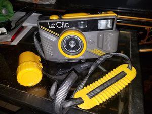 Le Clic Tuff 35 All Weather 35mm Film Camera ~ Made In USA for Sale in Orlando, FL