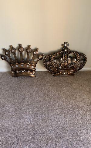 King & Queen Decor Pieces for Sale in Alexandria, VA