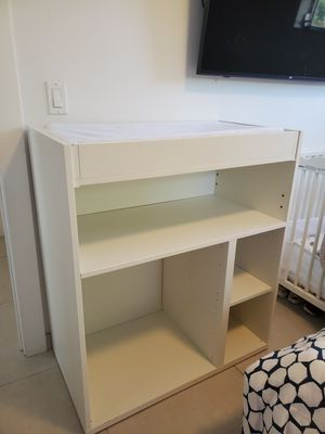 IKEA baby changing table/desk (STUVA) for Sale in Hollywood, FL