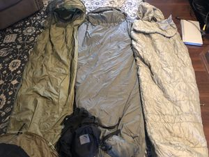 Kelty Varicom Sleeping Bag Set for Sale in Santee, CA