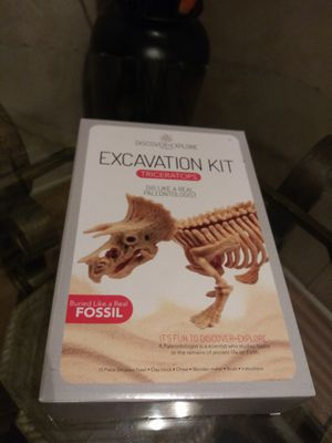 Excavation Triceratops Kit for Sale in Miami, FL