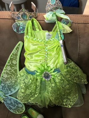Tinkerbell costume for Sale in Tampa, FL