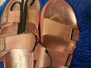 Peach Charles Albert Sandals for Sale in El Dorado, AR