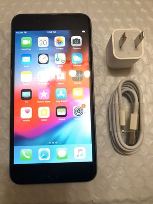 iPhone6 iPhone 6 Plus 64gb Factory Unlocked for Verizon sprint boost AT&T T-Mobile Metro PCS for Sale in Santa Ana, CA