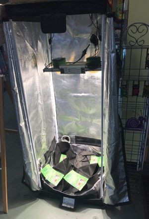 2'x2' grow tent for Sale in Tampa, FL