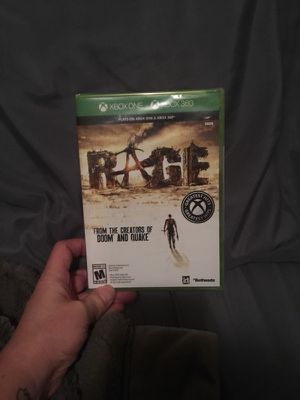 Xbox one/360 Rage game for Sale in Murray, UT