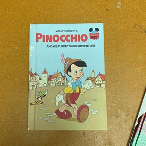 Walt Disney's Pinocchio and his puppet show adventure for Sale in Casselberry, FL