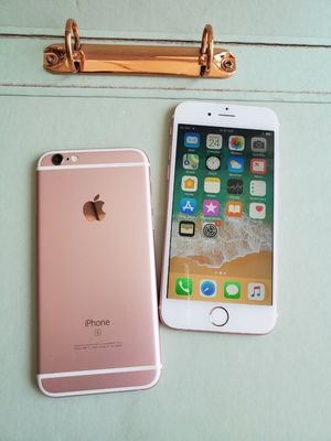 IPhone 6s 16gb unlocked each phone $170 for Sale in Malden, MA