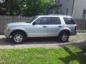 2002 Ford Explorer runs good for Sale in Rittman, OH