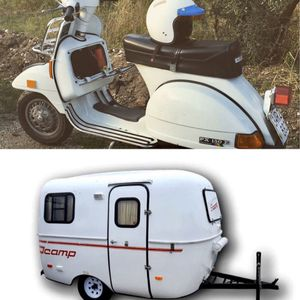 Will trade Vespa for Scamp travel trailer for Sale in Phoenix, AZ
