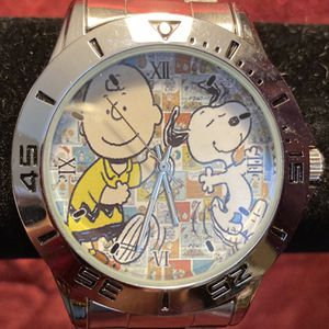 New Watches Marilyn Monroe Elvis Batman Mickey Mouse Peanuts for Sale in Corona, CA