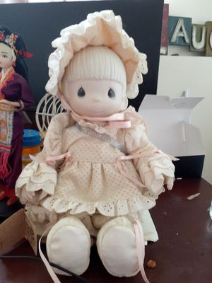 Porcelain Doll precious moments for Sale in Posen, IL