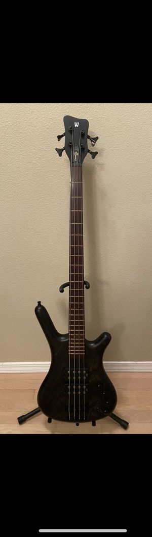 Warwick 4 string Bass guitar for Sale in Oregon City, OR