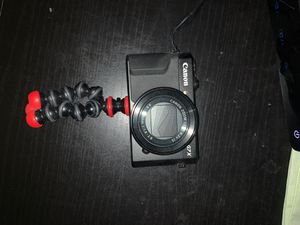 Canon g7x for Sale in Sugar Land, TX