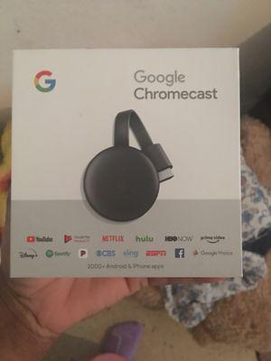Google Chromecast for Sale in Bartow, FL