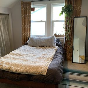 Locally crafted Platform Bed (full) for Sale in Portland, OR