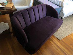 Velvet Sofa for Sale in San Diego, CA