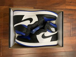 Royal Toe Air Jordan 1 (Size 9.5) for Sale in FL, US