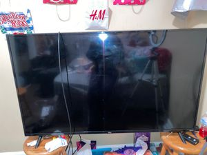 """55"""" inch tv firm on the price for Sale in Warren, MI"""