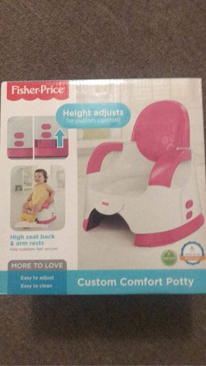 Fisher price potty for Sale in Buffalo, NY