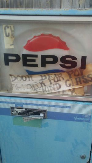 Early 1960 Pepsi machine for Sale in Missoula, MT