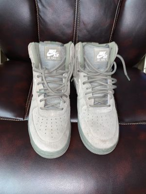 Nike Air Force 1 High 07 Lv8 Suede Dark Stucco Dark Stucco for Sale in Worthington, OH