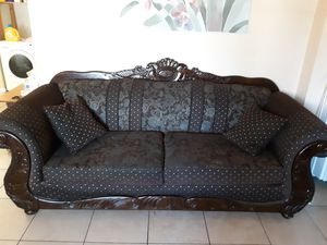 Couch & Love seat Living room set! for Sale in San Bernardino, CA