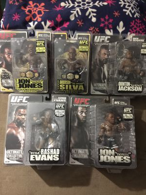 UFC action figure lot for Sale in Louisville, KY