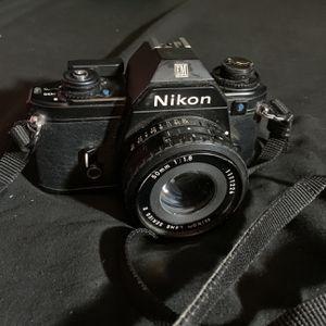 Nikon EM | 50mm F1.8 Lens for Sale in Santa Ana, CA