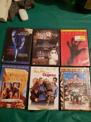 6 MOVIES for Sale in Columbia, SC