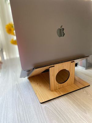 Portable Laptop & Notebook Stand - Sustainable, Durable, Light & Versatile for Sale in San Francisco, CA