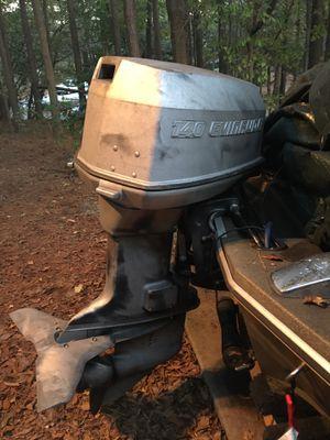 140 hp Evinrude motor. for Sale in Marietta, GA