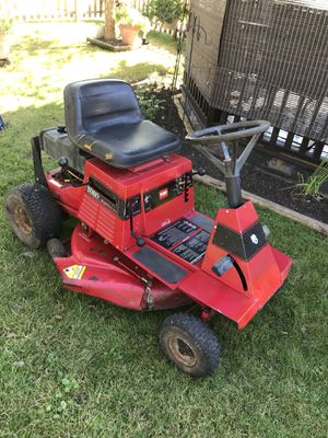 Troy Bilt self propelled push mower engine 6 75  Z- start