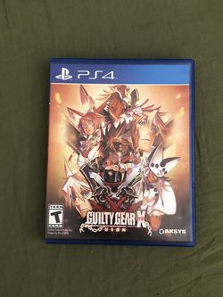 Guilty Gear Xrd Sign PlayStation 4 for Sale in Pompano Beach,  FL