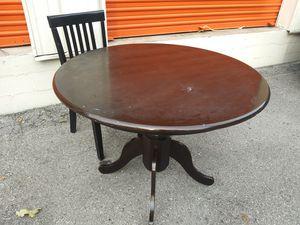 Used pedestal table for Sale in Nashville, TN