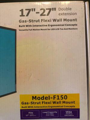 LCD SCREEN WALL MOUNT for Sale in Santa Clarita, CA
