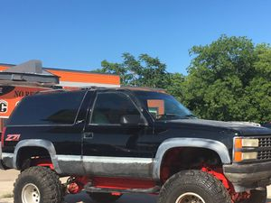 1993 Chevy Blazer Loaded 4x4 trade for boat obo for Sale in New Braunfels, TX