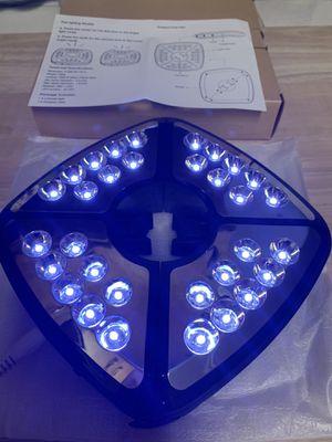Umbrella Lights, 32 LED Umbrella Lights 2 Modes❗️ Rechargeable❗️ for Sale in El Cajon, CA