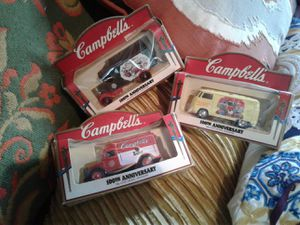 Cambells soup cars for Sale in TN, US