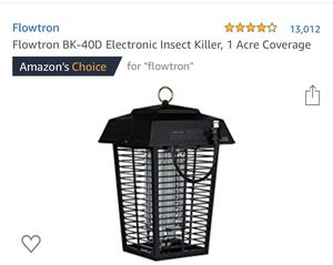 Electric insect killer for Sale in Ontario, CA