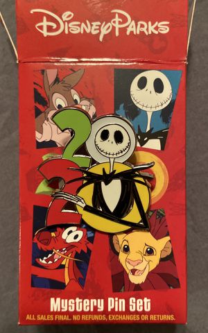 Disney Parks 2020 Mystery Pin Set - Jack (Nightmare Before Christmas) for Sale in Oakland, FL