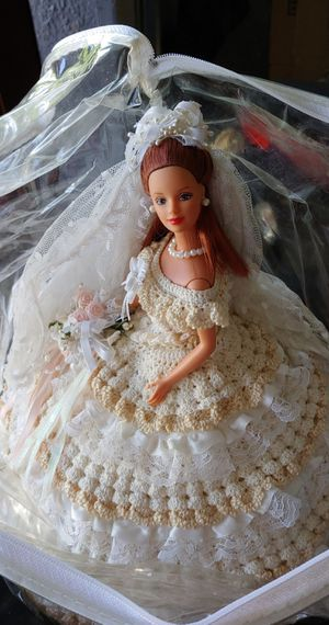Bride barbie for Sale in Venice, FL