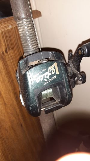 Shimano Lexica Rod and Reel for Sale in Pineville, LA